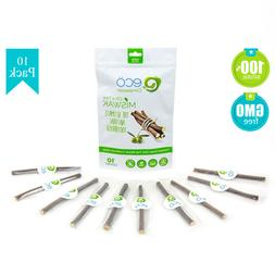 10 Olive Miswak Sticks | Eco Friendly 100% Natural Toothbrus