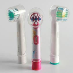 10pc Electric Toothbrush Braun Oral-B Tooth Brush Head Cover