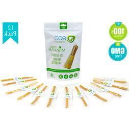 12 Miswak Sticks | Eco Friendly 100% Natural Toothbrush | Se