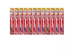 12 pack toothbrush medium full head extra