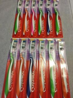 12 Colgate Wave ZigZag Toothbrushes Soft WHOLESALE