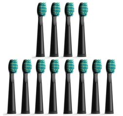 12x Fairywill Electric Toothbrush Replacement Brush Heads fo