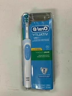 147BC141 Oral-B Vitality Dual Clean Electric Rechargeable To
