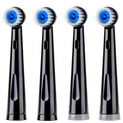 4X Fairywill Brush Heads only for Electric Toothbrush FW-220