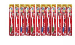 18 Pack Colgate Toothbrush Firm Hard Full Head Extra Clean W