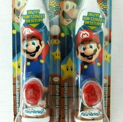 Arm & Hammer Super Mario Brothers Kid's Battery Powered Spi