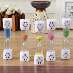 2 Minutes Smiling Face The Hourglass Kids Toothbrush Timer S