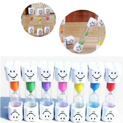 2 Minutes The Hourglass Kids Toothbrush Timer Sand Clock Tim