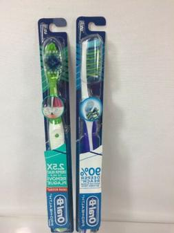 Oral B Pro-Health Sugar Defense Manual Toothbrush 1CT Soft