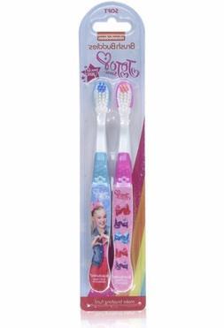 JoJo Siwa 2pk Manual Toothbrush Standard Toothbrushes Oral C