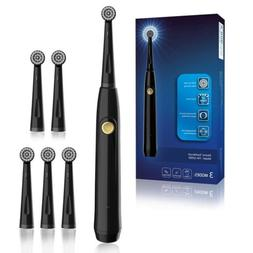 3 Modes Fairywill Rotary Electric Toothbrush 2 Min Timer IPX