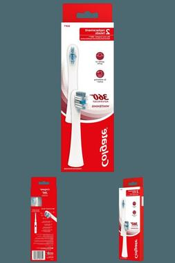 Colgate 360 Advanced Whitening Battery Toothbrush Replacemen