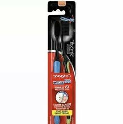 * Colgate 360 Charcoal Toothbrush Slimmer Tip Soft Bristles