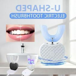 360 wireless automatic electric sonic toothbrush tooth
