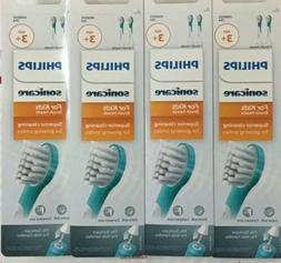 4 LOT of Philips Sonicare for Kids Replacement Toothbrush He