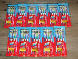 44 Colgate Toothbrushes Extra Clean SOFT Bristles BULK LOT S