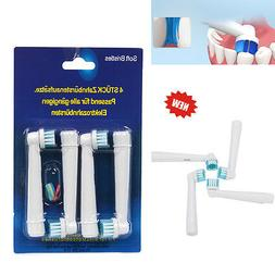 4PCS Electric Tooth Brush Heads Replacements for Braun Oral