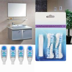 4pcs Electric Toothbrush Brush Head For Oral B Cross Action