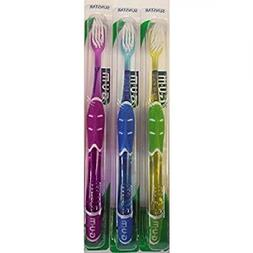 GUM 527 Technique Deep Clean Toothbrush -Ultra Soft Compact