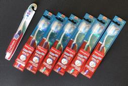 6 Pk Colgate Slim Soft Ultra Soft Floss Tip Bristles - BONUS