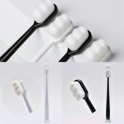 6PCS Super-Soft Toothbrushes For Sensitive Gums Micro-Nano M