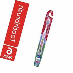 Colgate My First Baby and Toddler Toothbrush, Extra Soft - 6