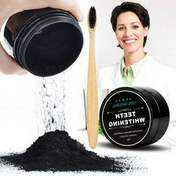Activated Charcoal Teeth Whitening Organic Powder Carbon Coc