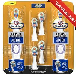 ARM & HAMMER Spinbrush Pro Clean Electric Toothbrush - Free