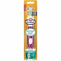 Arm & Hammer Spinbrush Pro Series Ultra White Toothbrush, Me