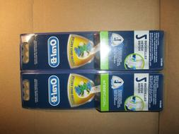 Oral-B Floss Action Replacement Electric Toothbrush Head 2 C