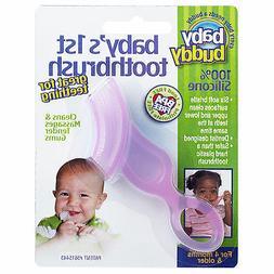 Baby Buddy Baby's 1st Toothbrush 1ct