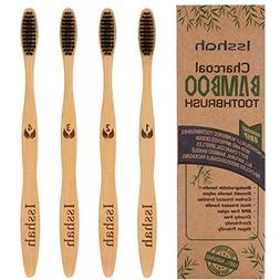 Biodegradable Eco-Friendly Natural Bamboo Charcoal Toothbrus
