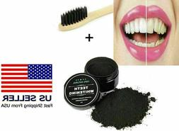 Black Diamond Activated Charcoal Teeth Whitening Carbon Powd
