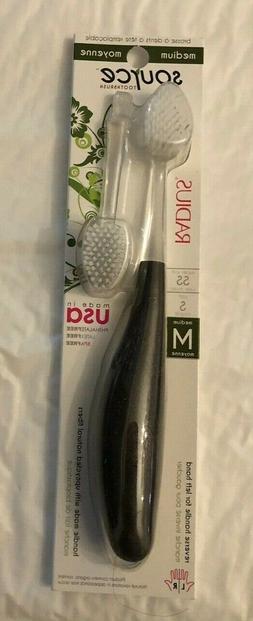 Black Radius Source Toothbrush  Right / Left Hand