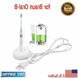Braun Oral B Electric Toothbrush Charger 3757 110v Only 3000