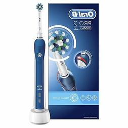 Braun Oral-B PRO 2 2000N CrossAction Electric Rechargeable P