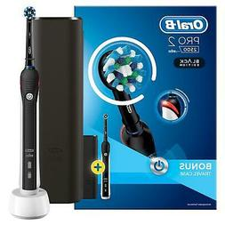 Braun Oral-B PRO 2 2500 Electric Toothbrush Rechargeable Pow