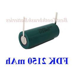 Sonicare Elite Toothbrush Replacement Repair Battery, FDK Ni