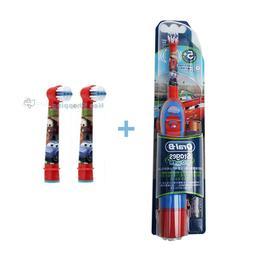Braun ORAL-B Stages Power Electric Toothbrush Disney Cars Ki