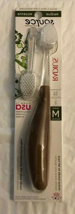 Brown Radius Source Toothbrush  Right / Left Hand