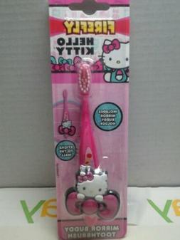 Firefly children Hello Kitty Mirror Holders Buddy Toothbrush