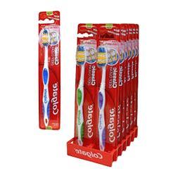 12 Pack Colgate Classic Deep Clean Toothbrush Medium