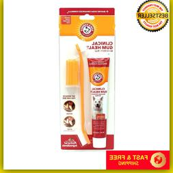 Arm & Hammer Clinical Pet Care Toothbrush & Toothpaste Set -