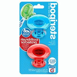 Steripod Clip-on Toothbrush Protector  I Protects Against So