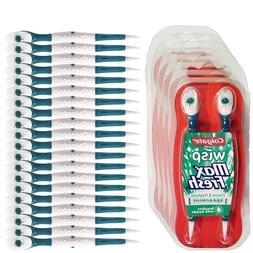 Colgate Wisp - Wisp Toothbrush - Spearmint - Camping Toothbr