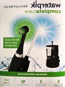 Waterpik Complete Care 5.5 Water Flosser + Oscillating Tooth