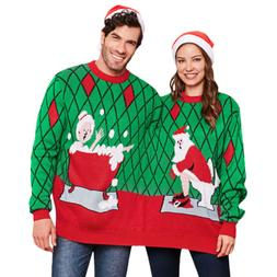 Conjoined Round Collar Long Sleeve Two-piece Couple Pullover