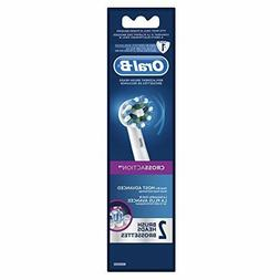 Oral-B Cross Action Toothbrush Replacement Brush Heads Refil