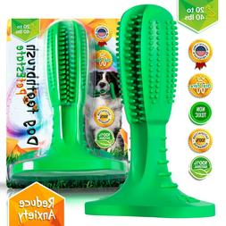 PetEstate Dog Toothbrush Stick Dog Teeth Cleaning Bristly Ch