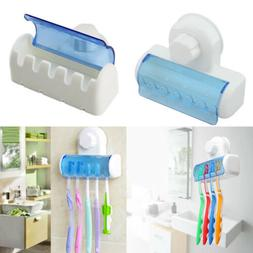 ❤️Dust-proof Spinbrush Toothbrush Suction Tool Holder Wa